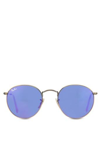 圓框太陽esprit 手錶眼鏡, 飾品配件, 飾品配件