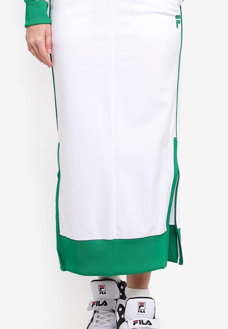 Green FILA Skirt White Green Skirt White White Skirt Originale Originale Originale FILA FILA OInZvaI