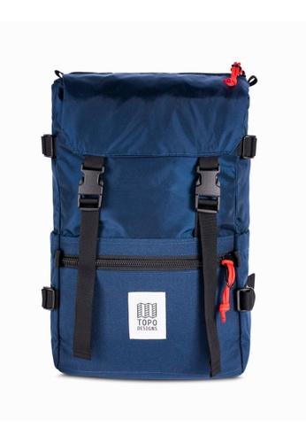 Topo Designs blue Topo Designs Rover Pack D69F8AC8FB34A8GS_1
