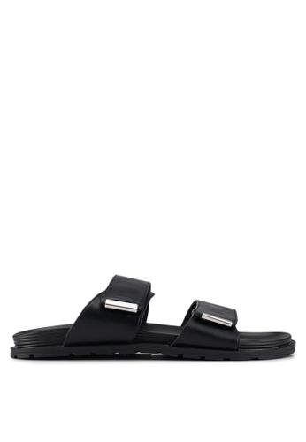Call It Spring black Adrerraviel Flat Sandals C166FSHF80A2A8GS_1