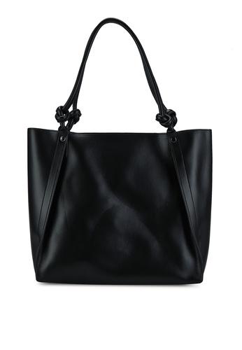 Pieces black Falina Shopper Bag 81609AC24BEC06GS_1