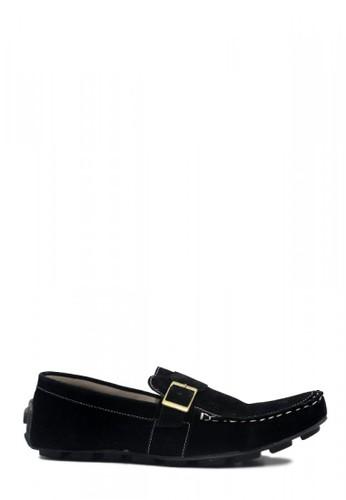 D-Island black D-Island Shoes Slip On AWM Lacoste Suede Black A5D65SHA81F61FGS_1