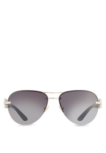 Besprit 價位right Cr 金屬飾太陽眼鏡, 飾品配件, 飾品配件