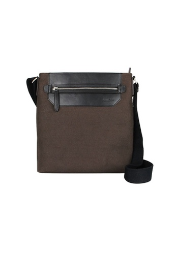 Shilton brown Shilton Wellington Shoulder Bag 84416AC59A16D4GS_1