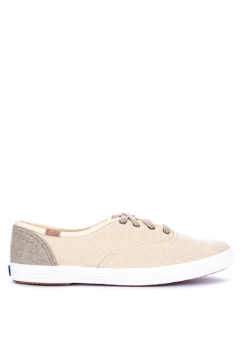f84d85e955e3e Shop Keds Champion Heavy Canvas Wx Sneakers Online on ZALORA Philippines