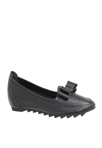 Twenty Eight Shoes black Comfort Hidden Heel Shoes VC06632 A0E17SH3D71603GS_1
