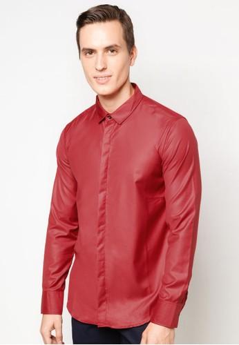 基esprit台北門市本款長袖襯衫, 服飾, 服飾