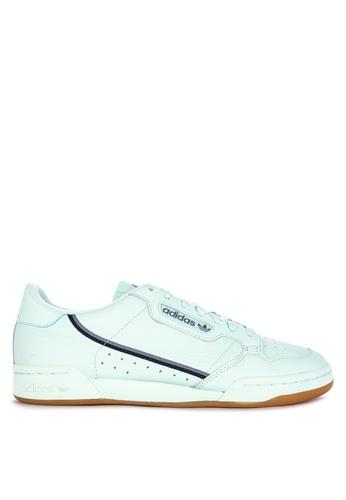 adidas blue adidas originals continental 80 FA256SHBAAE155GS_1