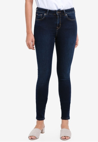 Jack Wills blue Fernham Super Skinny Jean 08AAEAA82153BFGS_1