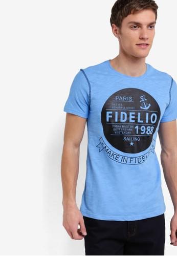圖文設計TEE, 服飾zalora是哪裡的牌子, 印圖T恤