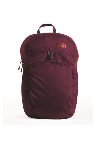 The North Face red TNF Flyweight Pack Fig/Fiery Red 24BC0AC88EB21CGS_1
