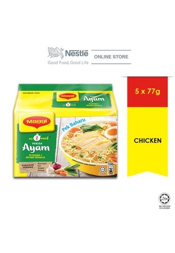 NESTLE MAGGI 2-MINN Chicken 5 Packs 77g B48B5ESC017341GS_1