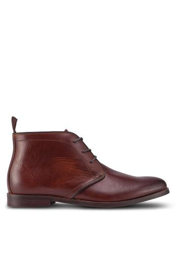 ALDO brown Aroanna Boots 2C6C3SH23EDA78GS_1