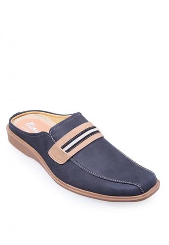 Sepatu Sandal Pria - Edberth Lyon Grey