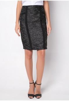 Myrna Knee Length Skirt