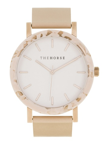The Horse beige The Resin 1F605AC181B13CGS_1