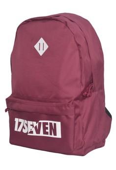 37% OFF 17seven Original Bag Drakemaroon Rp 299.000 SEKARANG Rp 189.000  Ukuran One Size 5c09e2efe2