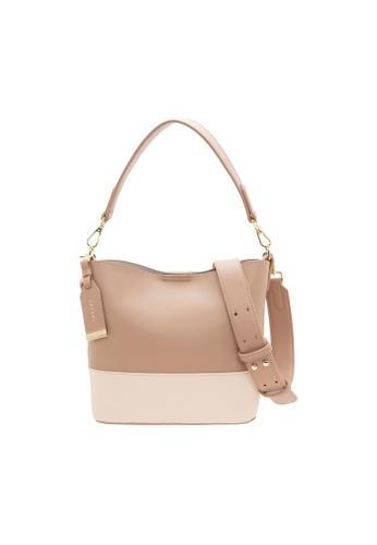 Tracey beige Tracey Double Tone-Vivian Handbag, Sling Bag Bundle Set DC72BAC03CA8E2GS_1