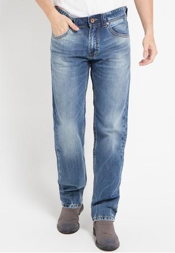 Lois Jeans blue Long Pant Denim LO391AA0WOZNID_1