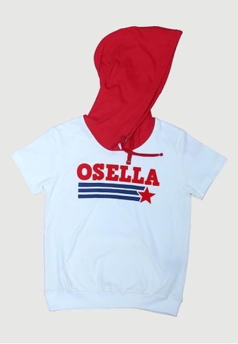 Osella Kids white Osella Baju Anak Laki Laki Sweater Hoody Osella White 3EAFFKA7DC51E1GS_1