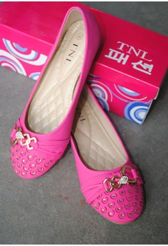 TNL Ariana Ballet Shoes (Pink)