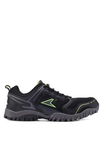 Power black Outdoor Shoes D3C94SH5C49EC1GS_1
