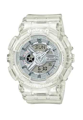 Casio white CASIO BABY-G WATCH BA-110CR-7ADR EE240AC5675C10GS_1