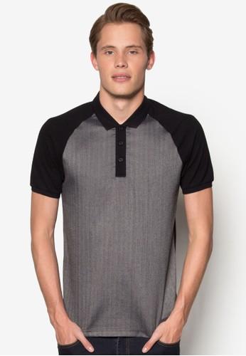 拉克蘭短袖針織POLO 衫, 服esprit hk分店飾, Polo衫