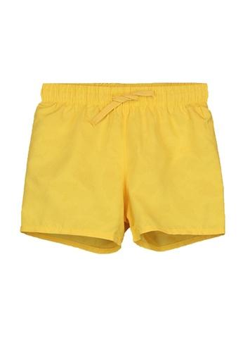 LC Waikiki yellow Elastic Waist Baby Boy Swimming Shorts B1072KA0C05129GS_1