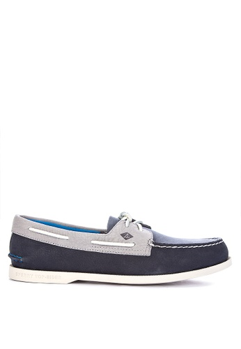 909c8cdf52036 Shop Sperry Authentic Original 2-Eye Plush Washable Boat Shoes Online on ZALORA  Philippines