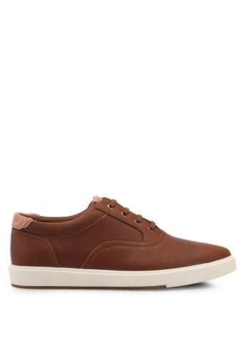 ALDO brown Ioseb Sneakers 64E6CSH46DA36BGS_1
