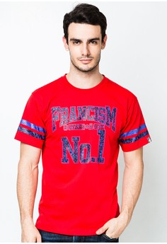 Athletic No.1 T-shirt