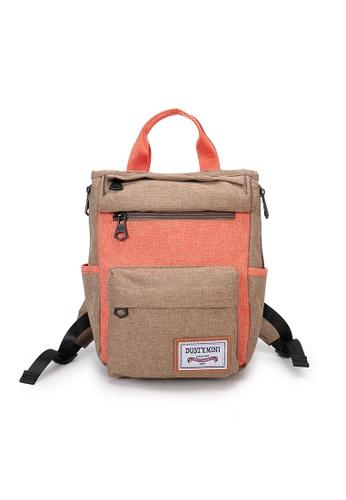 DUSTY orange Twin-bag(S) 9E663ACED1C8D7GS_1