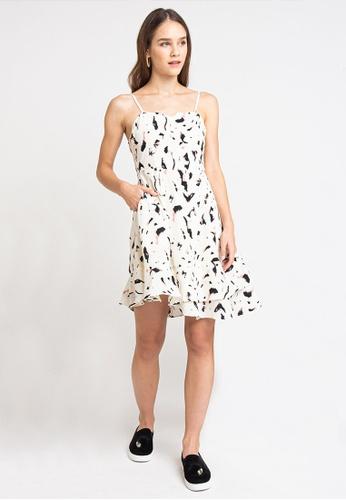 L'zzie white LZZIE MARTINEZ DRESS - WHITE E791BAAD4D0D3DGS_1