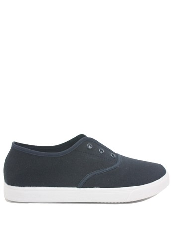 Dr. Kevin navy Dr. Kevin Men Sneakers Slip On 9313 - Blue 5450CSHCEB2D93GS_1
