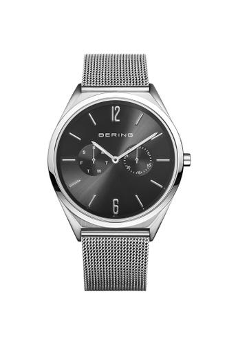 Bering silver Bering Ultra Slim Black Unisex Watch (17140-002) 31FD5ACF2755C3GS_1