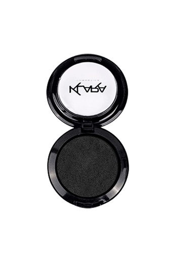 KLARA COSMETICS black Shimmer Eyeshadow #3 - Black Silk 6DF3EBE80C48CCGS_1
