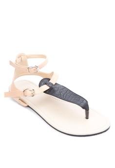 Somera Flat Sandals