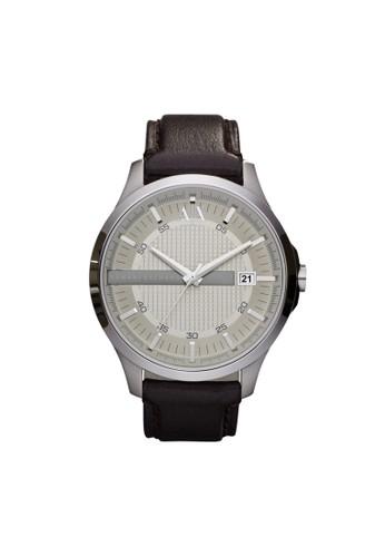 Hampton簡約風格腕錶 AX2100, 錶類esprit 京站, 紳士錶