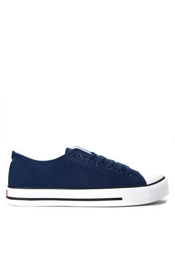 Italianos blue Bert Sneakers IT153SH92OPFPH_1