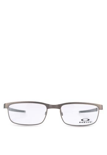 Jual Oakley Steel Plate OX3222 Glasses Original  2244b8f413