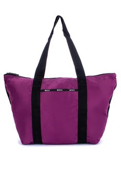 Lesportsac purple L On The Go Tote A1767ACE363604GS 1 3343aeca02bb5