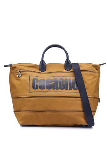 LONGCHAMP brown Cocagne Travel Bag (zt) 51316ACE458D35GS_1
