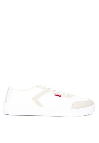 Levi's white Blanca Sneakers FB089SH964BF05GS_1