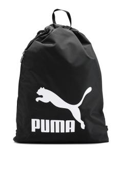 2688423c9787 Puma black Originals Gym Sack BA853AC993F606GS 1