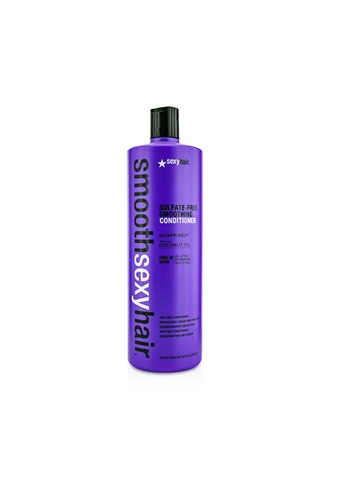 Sexy Hair Concepts SEXY HAIR CONCEPTS - Smooth Sexy Hair Sulfate-Free Smoothing Conditioner (Anti-Frizz) 1000ml/33.8oz 1A97FBEA8B305DGS_1