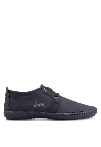 Louis Cuppers black Fashion Sneakers LO977SH41ZLEMY_1