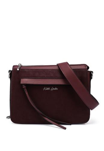 Keddo red Mia Sling Bag 2E603AC0F2D899GS_1