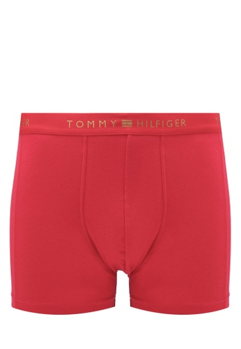 Tommy Hilfiger red TRUNK CNY TO729US0GAN6SG_1