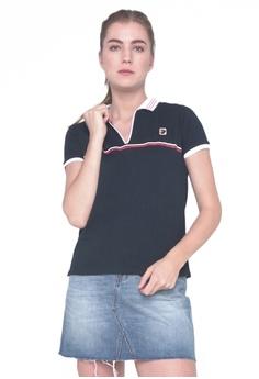 0575c922f17cf REGATTA blue Regatta Sport Polo Shirt With Contrast Trim 6A05CAA0568FACGS_1